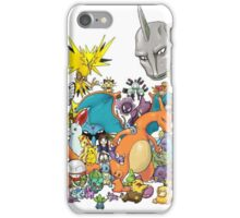 poke 8 iPhone Case/Skin