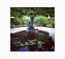 Conservatory Garden Fountain, Harlem Unisex T-Shirt