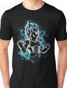 vegeta god Unisex T-Shirt