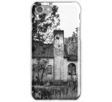 Abandoned house iPhone Case/Skin