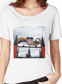 Coney Island, Brooklyn Women's Relaxed Fit T-Shirt