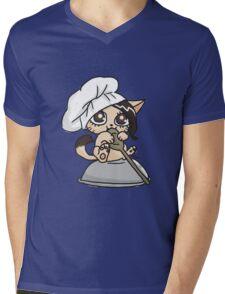 Youtuber Kittens: Rosanna Pansino Mens V-Neck T-Shirt