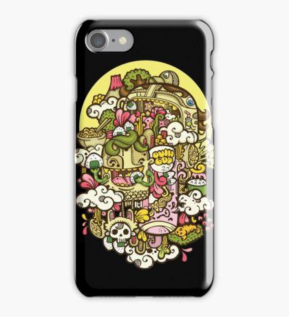 Midnight Hunger iPhone Case/Skin