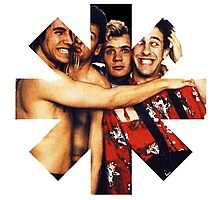 red hot chili peppers Photographic Print