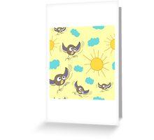 Birds2 Greeting Card