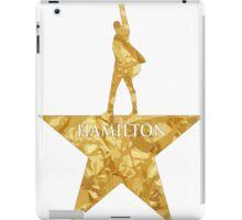 hamilton musical iPad Case/Skin