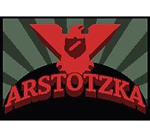 Gloty to Arstotzka ( papers, please ) Photographic Print