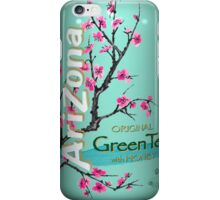 arizona tea case iPhone Case/Skin