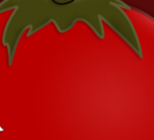 Tomato Illustrated Differently Sticker