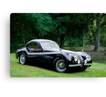 1953 Jaguar XK120 Coupe Canvas Print
