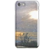 Field Holiday iPhone Case/Skin