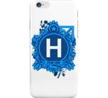 FOR HIM - H iPhone Case/Skin