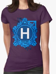 FOR HIM - H Womens Fitted T-Shirt
