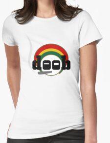 Doob Rastaman Womens Fitted T-Shirt