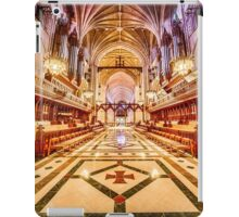 Magnificent Cathedral IV iPad Case/Skin