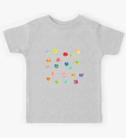 Cat confetti Kids Clothes