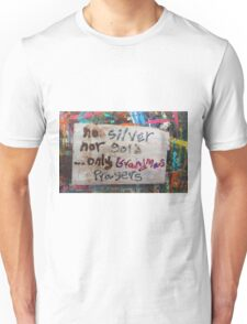 grandmas prayers Unisex T-Shirt