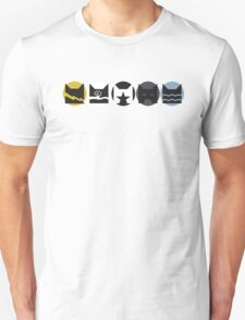 Warriors Clans V1 Unisex T-Shirt