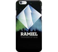 Neon Genesis Evangelion - Ramiel angel iPhone Case/Skin