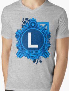 FOR HIM - L Mens V-Neck T-Shirt