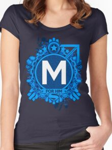 FOR HIM - M Women's Fitted Scoop T-Shirt