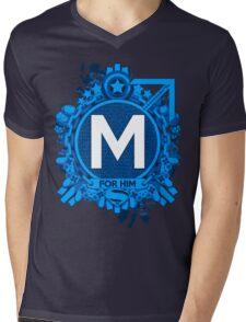 FOR HIM - M Mens V-Neck T-Shirt