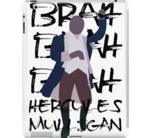 Hercules Mulligan-Hamilton iPad Case/Skin