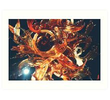 Dale Chihuly Glass Museum  Art Print
