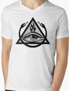 The Order of the Triad (The Venture Brothers) - No text! Mens V-Neck T-Shirt