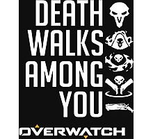 OVERWATCH REAPER Photographic Print
