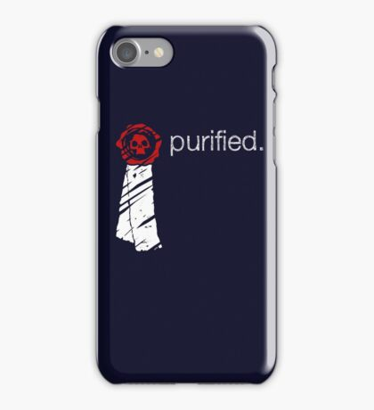 Purity Seal iPhone Case/Skin
