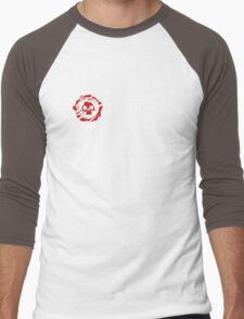 Purity Seal Men's Baseball ¾ T-Shirt