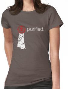 Purity Seal Womens Fitted T-Shirt