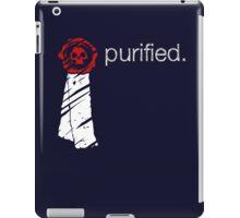 Purity Seal iPad Case/Skin