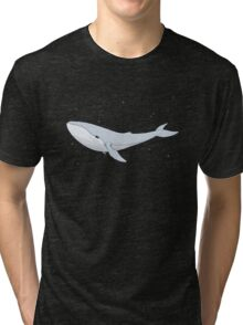 The Whale In The Night Tri-blend T-Shirt