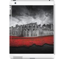 Tower of London Remembers.  iPad Case/Skin