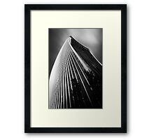 London Walkie Talkie Skyscraper Framed Print