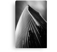 London Walkie Talkie Skyscraper Canvas Print