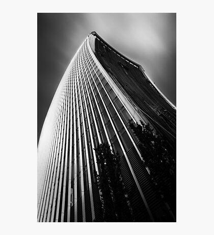 London Walkie Talkie Skyscraper Photographic Print