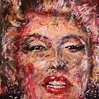 Marilyn Monroe by JohnnyBoy333