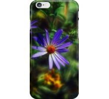 Passionate Aster iPhone Case/Skin