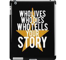 Hamilton iPad Case/Skin