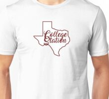 College Station Texas A&M Unisex T-Shirt