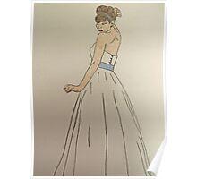 Wedding Dress No 1 Poster