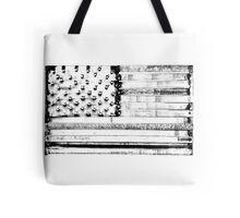 Bullet Flag Tote Bag