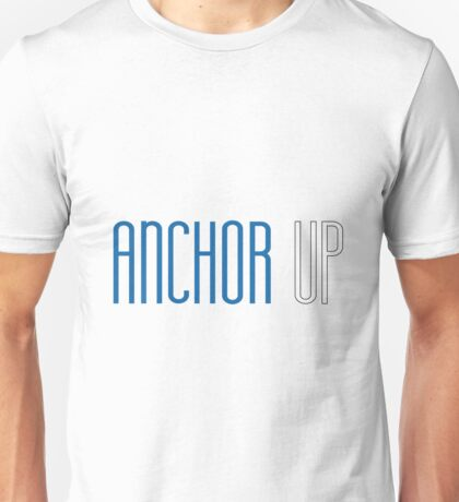 Grand Valley State University - Anchor Up Unisex T-Shirt