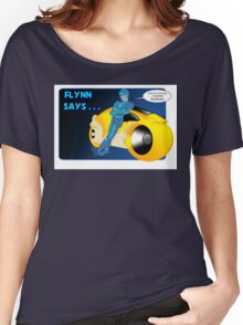 Flynn Says... Women's Relaxed Fit T-Shirt