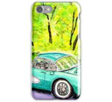 1959 Corvette iPhone Case/Skin