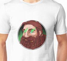 Dwarf Fighter (Buffed) Unisex T-Shirt