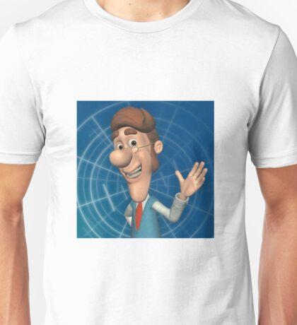Jimmy Neutrons Dad Unisex T-Shirt